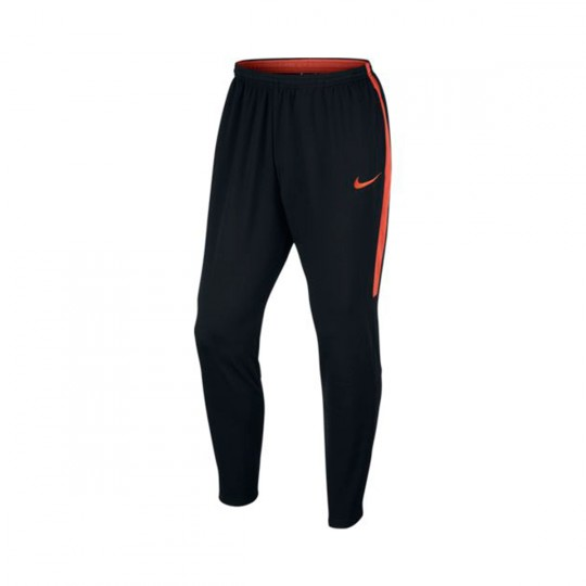 Calças  Nike Football Black-Turf orange