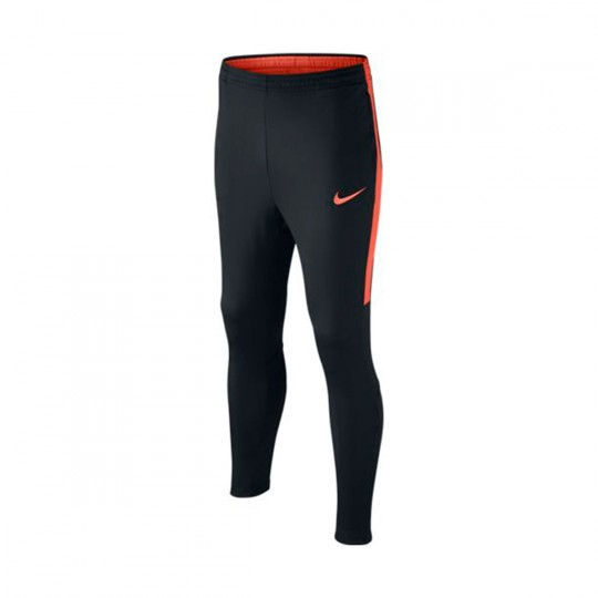Calças  Nike jr Football Black-Turf orange