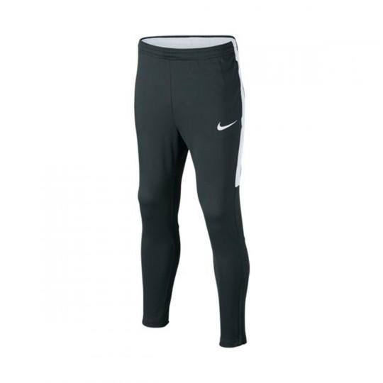 Pantalón largo  Nike jr Football Seaweed-White