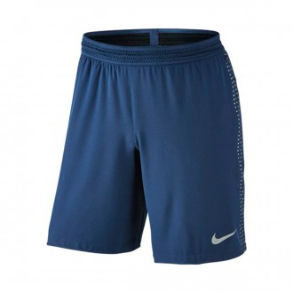 Pantalón corto  Nike Flex Strike Football Coastal blue-Black-Metallic silver