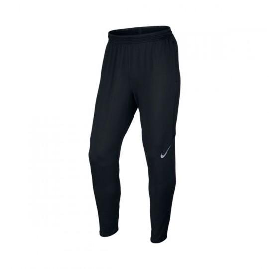 Pantalón largo  Nike Strike Football Black-Metallic silver