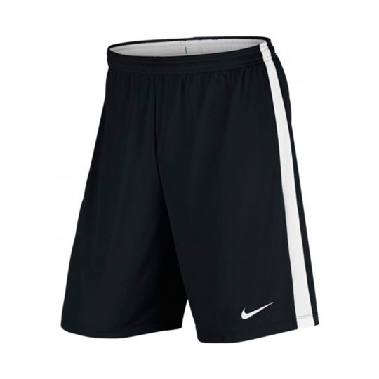 Short  Nike Dry Academy Football Black-White