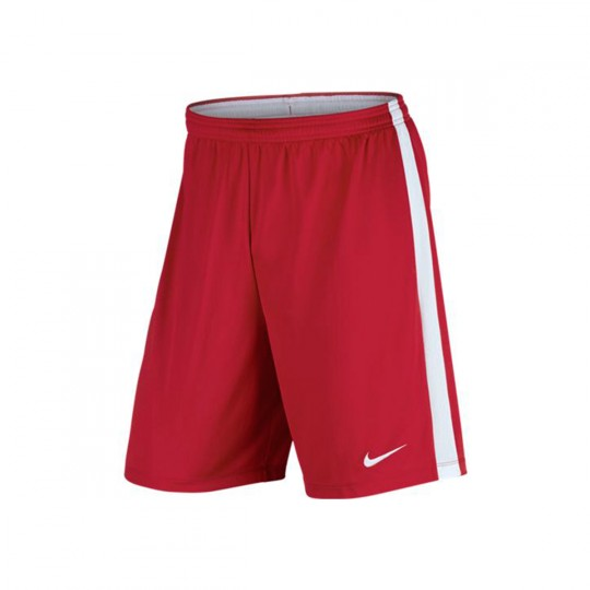 Pantalón corto  Nike Dry Football University red-White