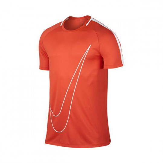 Maillot  Nike Dry Academy Football Turf orange-White