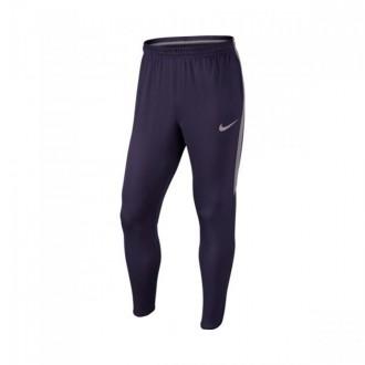 Pantalón largo  Nike Dry Squad Football Niño Purple dynasty-Purple smoke