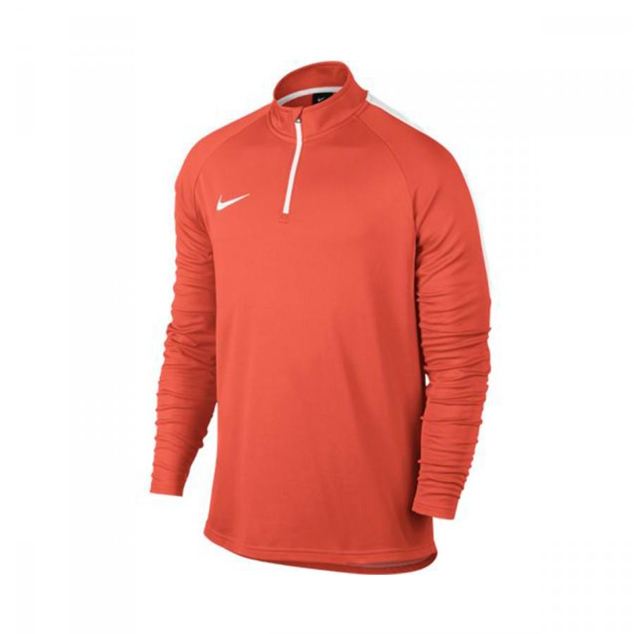071903af6 Jersey Nike Dry Academy Football Dril Turf orange-White - Football ...