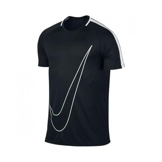 Camiseta  Nike Dry Academy Football Black-White