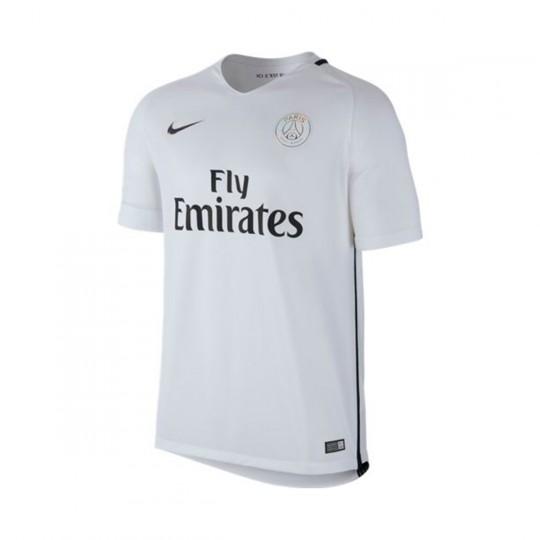 Camiseta  Nike Paris Saint-Germain Stadium 2016-2017 White-Multi color