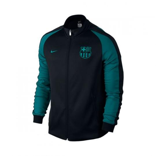 Chaqueta  Nike FC Barcelona N98 Black-Energy