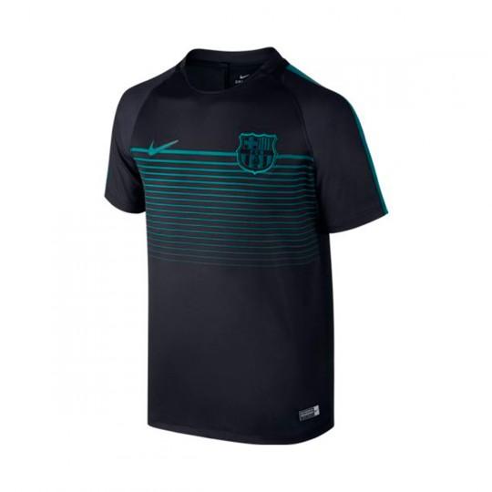 Camiseta  Nike FC Barcelona 2016-2017 Black-Energy