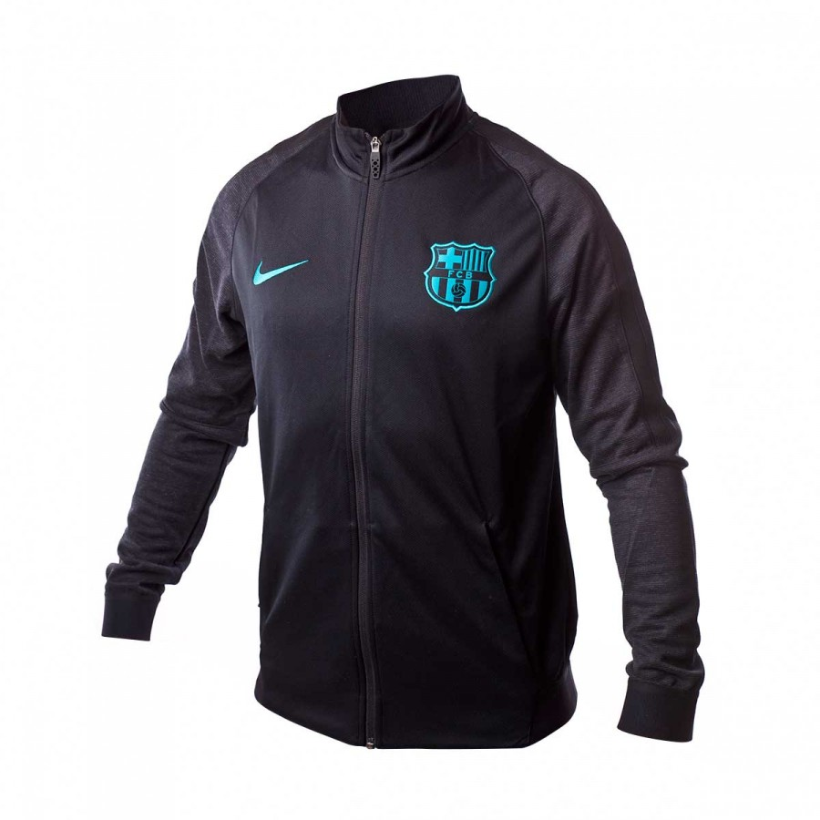 aec858ed428f7 Jacket Nike FC Barcelona 2016-2017 Black-Energy - Football store Fútbol  Emotion