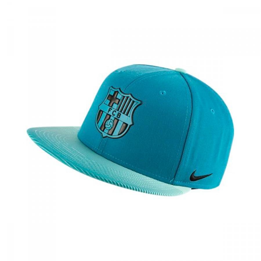 Cap Nike FC Barcelona 2016-2017 Energy-Green glow-Black - Football store  Fútbol Emotion ac3fca1e9eb5