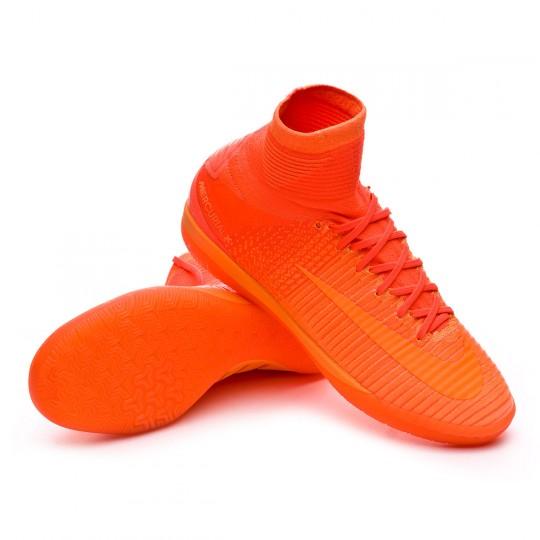 Zapatilla de fútbol sala  Nike MercurialX Proximo II IC Total orange-Bright citrus-Hyper crimson