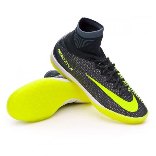 Zapatilla  Nike MercurialX Proximo II CR7 IC Seaweed-Volt-Hasta-White