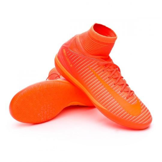 Sapatilha de Futsal  Nike jr MercurialX Proximo II IC Total orange-Bright citrus-Hyper crimson