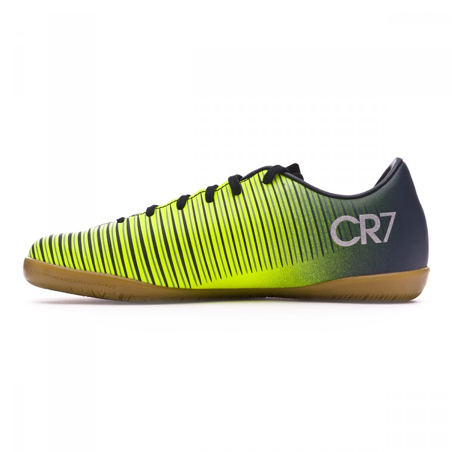 detailed look e78d6 828a3 Futsal Boot Nike Jr MercurialX Vapor XI CR7 IC Seaweed-Volt-Hasta-White -  Football store Fútbol Emotion