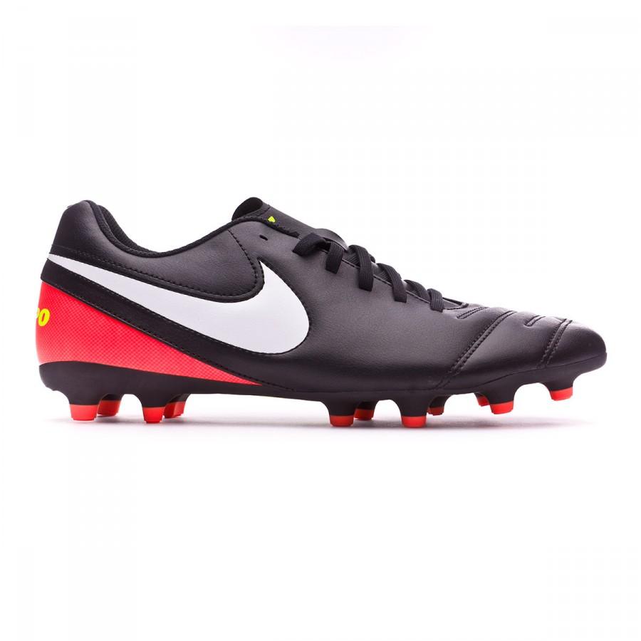 size 40 2f4d9 71f91 ... Bota Tiempo Rio III FG Black-White-Hyper orange-Volt. CATEGORY. Football  boots
