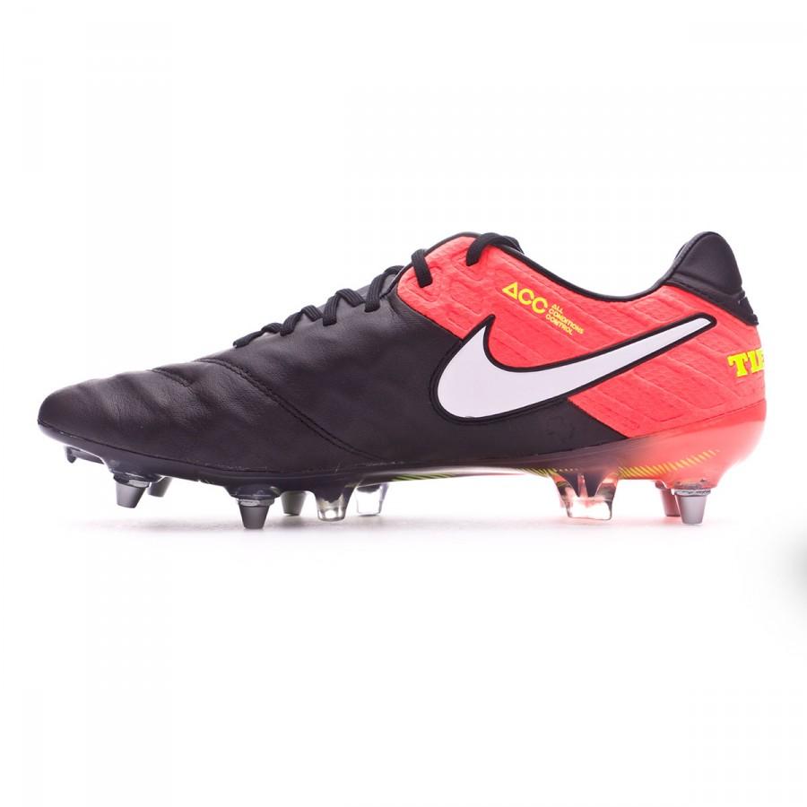 timeless design 77fe5 69952 ... coupon code for bota de fútbol nike tiempo legend vi acc sg pro black  white hyper