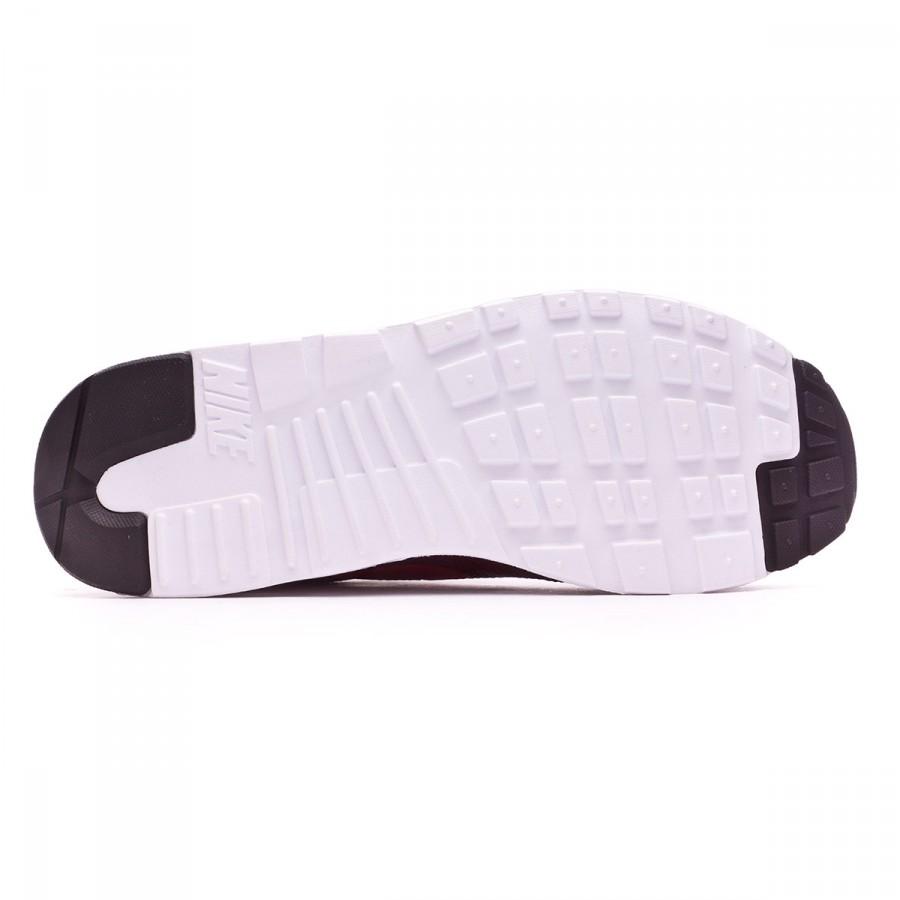 on sale 0fb03 ab04a Trainers Nike Air Max Tavas Night maroon-Gym red-Black-White - Football  store Fútbol Emotion