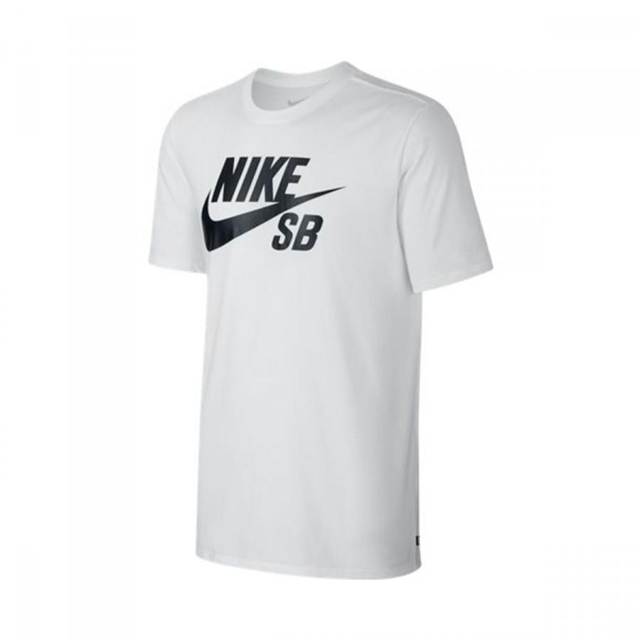 82469cb7bd73 Jersey Nike SB Logo White-Black - Football store Fútbol Emotion