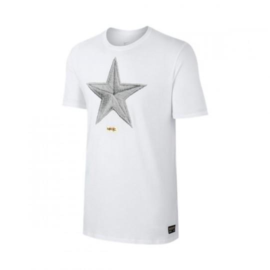 Camiseta  Nike Nike F.C. Star White