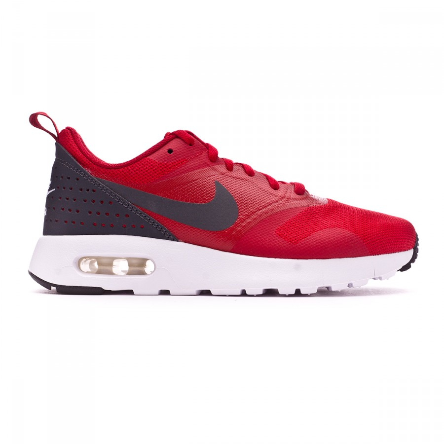 0da0448f4ea4c Trainers Nike Jr Air Max Tavas (GS) Gym red-Anthracite-White-Black -  Football store Fútbol Emotion