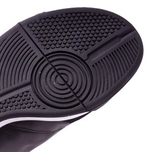 Rubber outsole perfect for indoor football. It combines different designs  to allow movements towards any direction. 447044b161af8