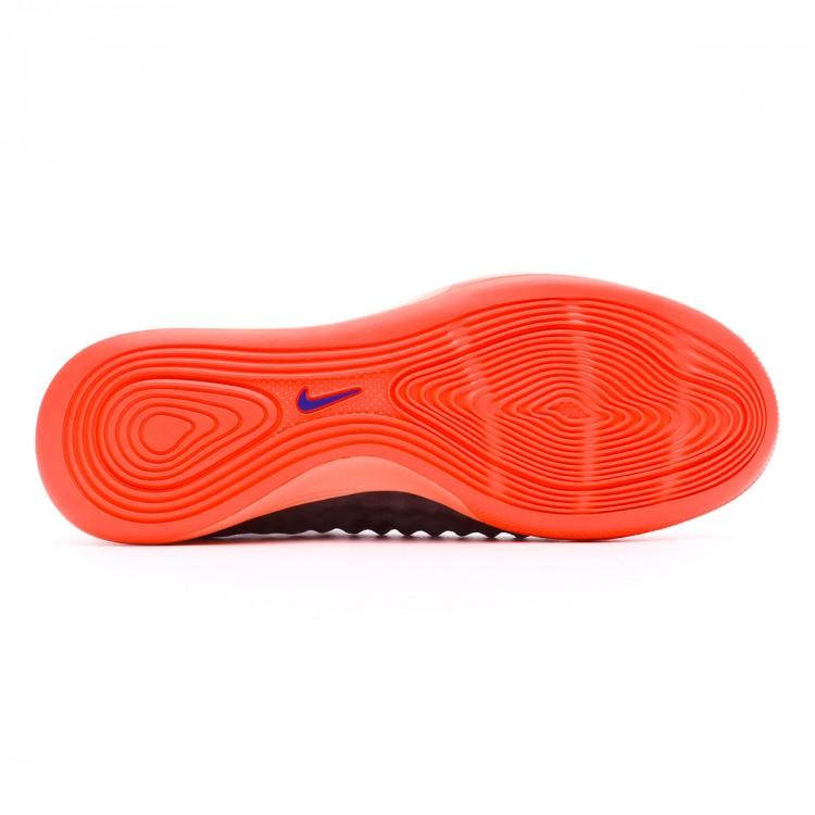 2de7fc70fb68 Futsal Boot Nike MagistaX Proximo II IC Black-Hyper orange-Paramount ...