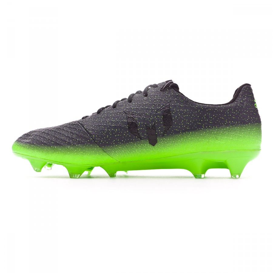 Grey Silver Bota Metallic Dark Green Solar Fg 1 16 Messi ohQrBxtsCd