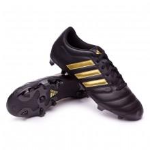 online store 41466 30aa7 Boot adidas Gloro 16.2 FG Core black-Gold metallic - Football store ...