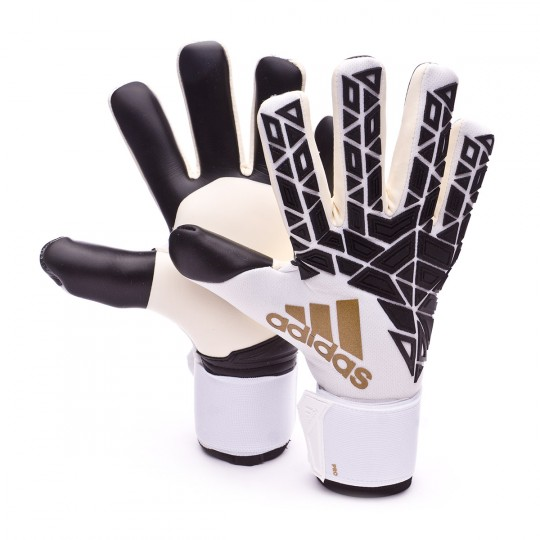 Luvas  adidas Ace Trans Pro White-Black-Gold metallic