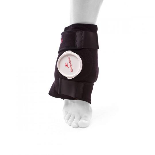 Ice Pack  Rehab Medic para Hielo (sin bolsa) Pie-Tobillo-Muñeca Negro