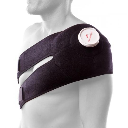 Ice Pack  Rehab Medic para Hielo (sin bolsa) Hombro-Espalda-Torso Negro
