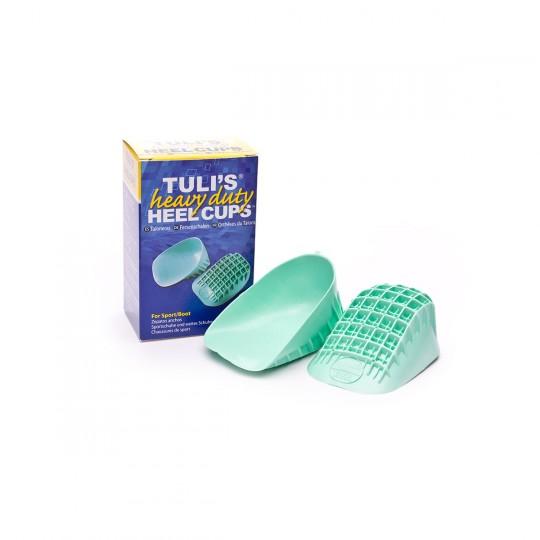 Talonera  Tuli's de Caucho Heavy Duty Azul