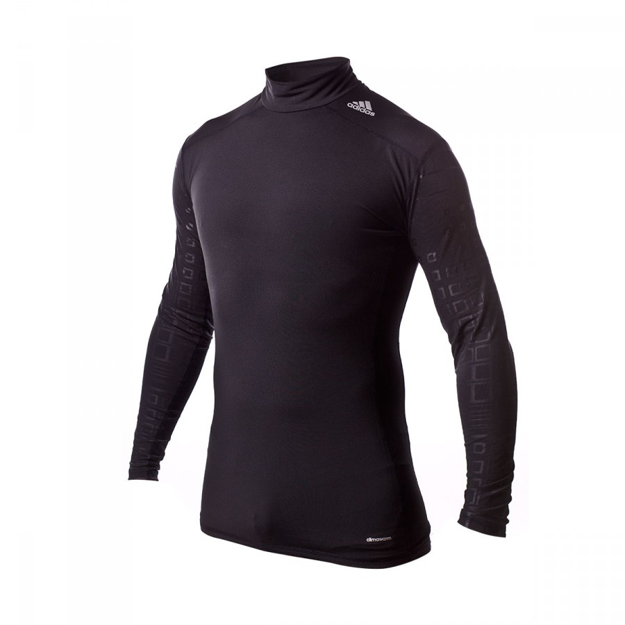 2bd9424618365 Jersey adidas Techfit Base Black - Football store Fútbol Emotion