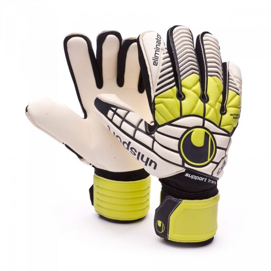 Guante  Uhlsport Eliminator HN Soft SF+ Black-White-Lime green