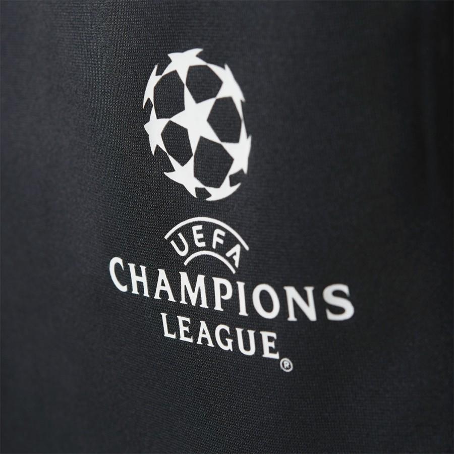 051f66b76b085 Pantalón largo adidas Real Madrid CF Champions 2016-2017 Black-Super purple  - Tienda de fútbol Fútbol Emotion