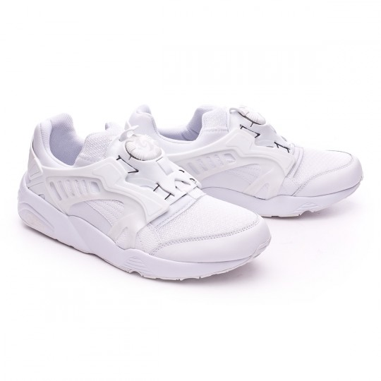 Zapatilla  Puma Disc Blaze CT White