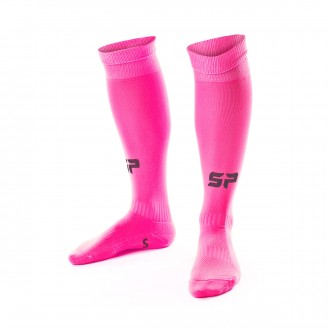 Football Socks  SP Fútbol Extra-long Fluorescent Fuchsia