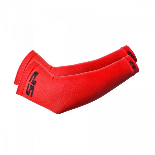 Manguitos  SP Compresivo Antiabrasión Hi5 Rojo