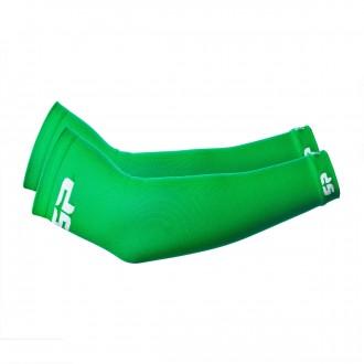 Manguitos  SP Compressivo Anti-abrasão Verde