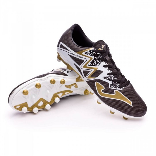 Chaussure  Joma Champion FG Black-Gold