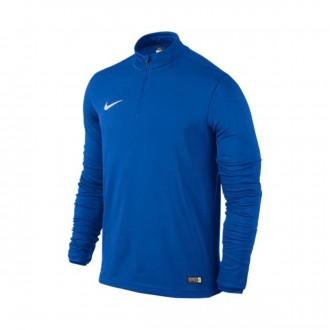 Sudadera  Nike Academy 16 Niño Royal blue-White