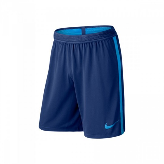 Calções  Nike Aeroswift Strike Football Deep blue-Light photo blue