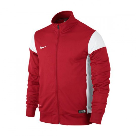 Chaqueta  Nike Academy 14 Sideline University red-White