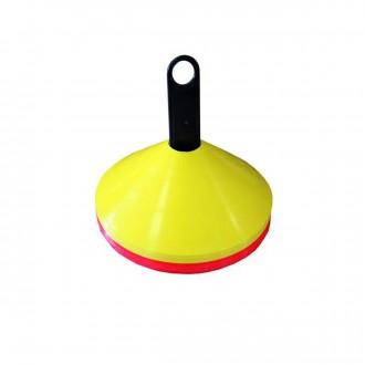 Cone Jim Sports Set 24 chinos Maxi Naranja-Amarillo