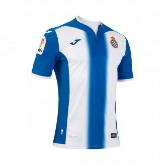 Camiseta  Joma RCD Espanyol Primera Equipación 2016-2017 Azul-Blanco