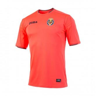 Camiseta  Joma Villarreal CF Primera Equipación Portero 2016-2017 Naranja