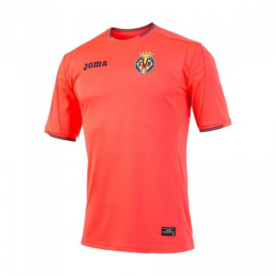 Camiseta  Joma Villarreal CF Home Portero 2016-2017 Naranja