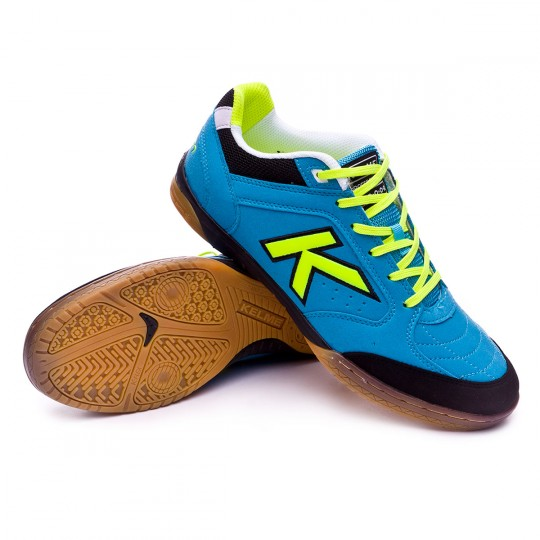 Sapatilha de Futsal  Kelme Precision Turquesa